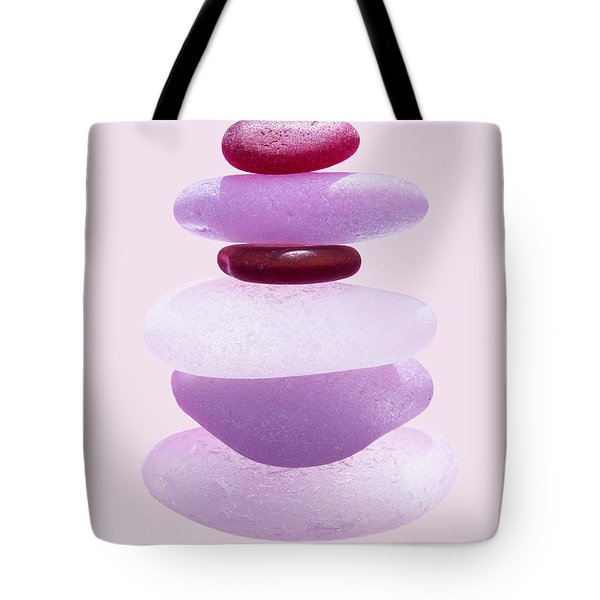A Mother's Heart Tote Bag by Barbara McMahon