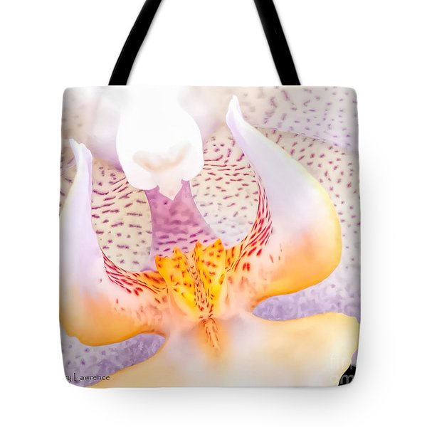 A Neighbors Orchid Tote Bag