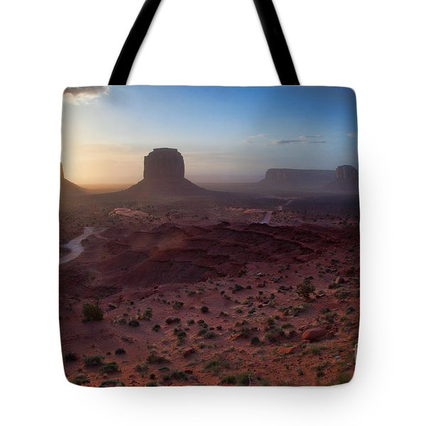 Tote Bag featuring the photograph A New Beginning by Jim Garrison