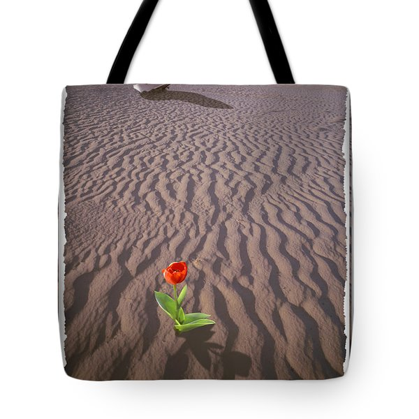 A New Beginning Tote Bag by Mike McGlothlen