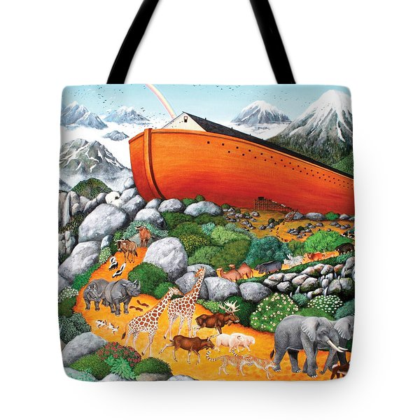 A New Beginning Tote Bag by Wilfrido Limvalencia