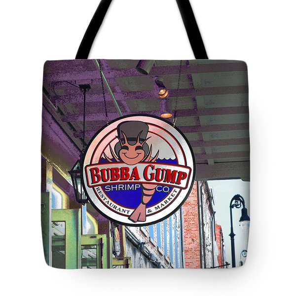 A New Orleans Favorite Tote Bag by Alys Caviness-Gober