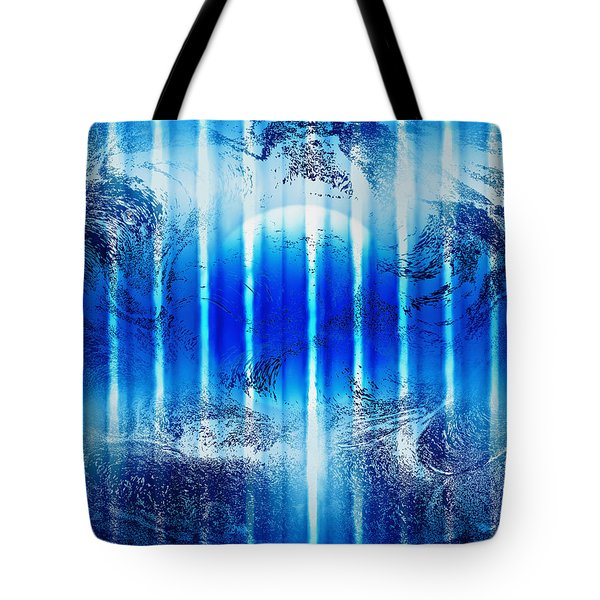 Realm Of Tranquility Tote Bag