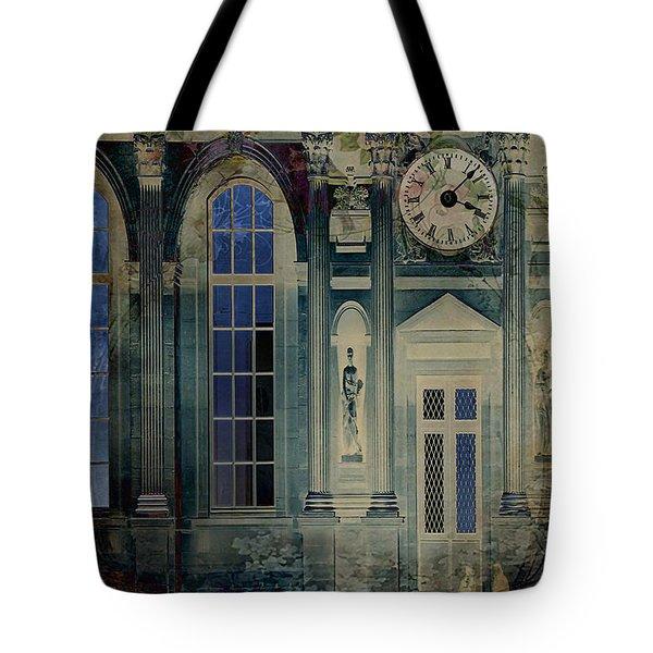 A Night At The Palace Tote Bag by Sarah Vernon