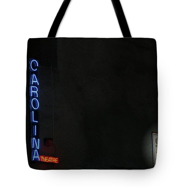 A Night At The Theatre Tote Bag by Karol Livote