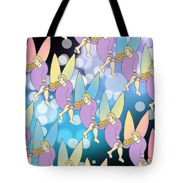 A Night In Monte Carlo Tote Bag by John Keaton