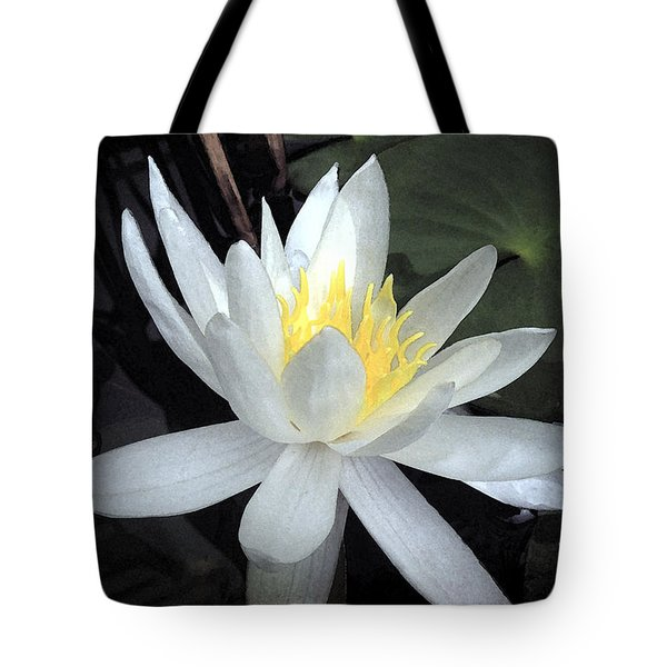 A Night Of Love Tote Bag by Renee Trenholm