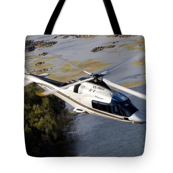 A Paining Tote Bag by Paul Job