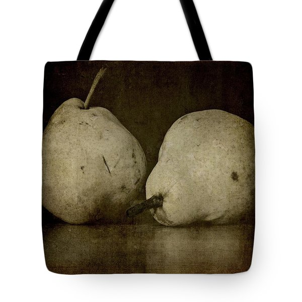 A Pair Of Pears Tote Bag