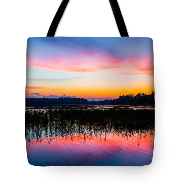 A Palette Of Colors Tote Bag