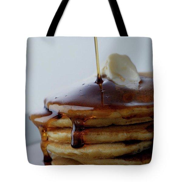 A Pancake Stack Tote Bag