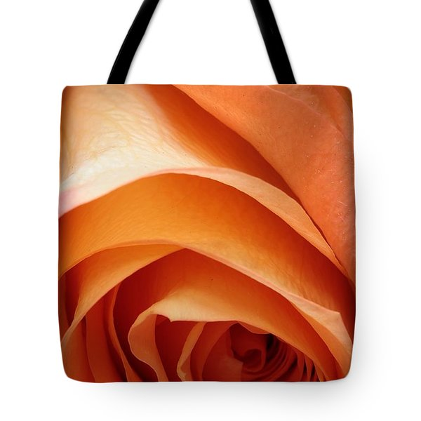 A Pareo Rose Tote Bag by Joe Kozlowski