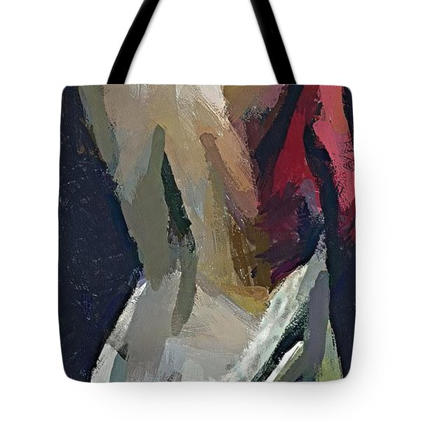 A Passionate Lady Tote Bag