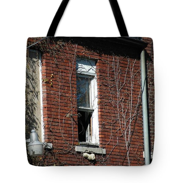 A Past Tote Bag by Joseph Yarbrough