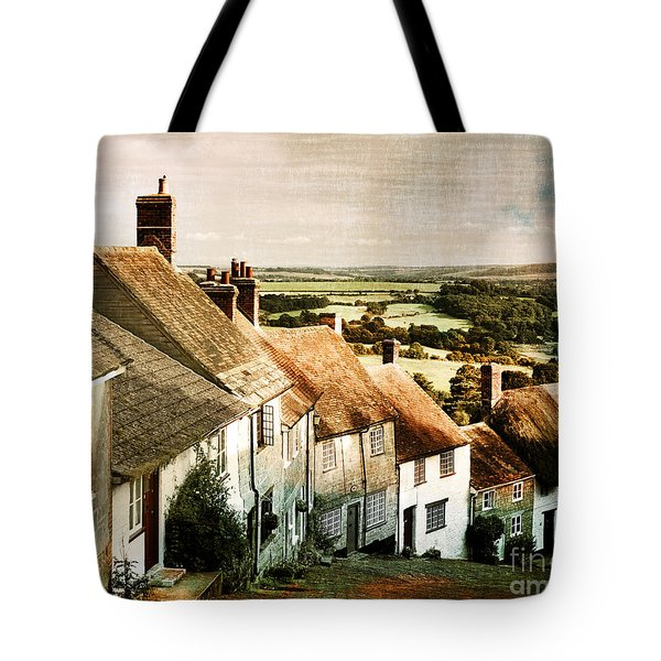 A Past Revisited Tote Bag