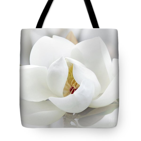 Tote Bag featuring the photograph A Peek Inside by Sabrina L Ryan