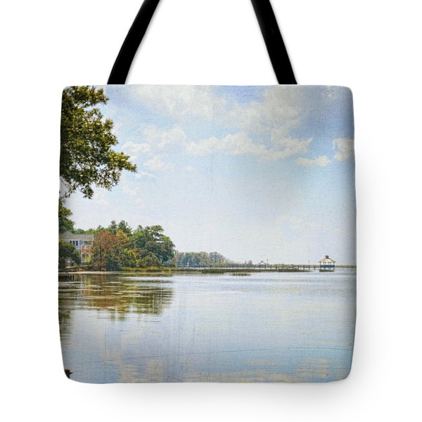 A Perfect Currituck Day Tote Bag