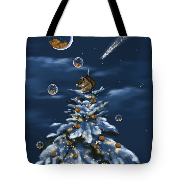 A Perfect Present Tote Bag by Veronica Minozzi