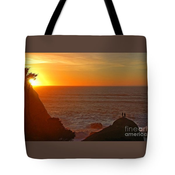 A Perfect Time Tote Bag