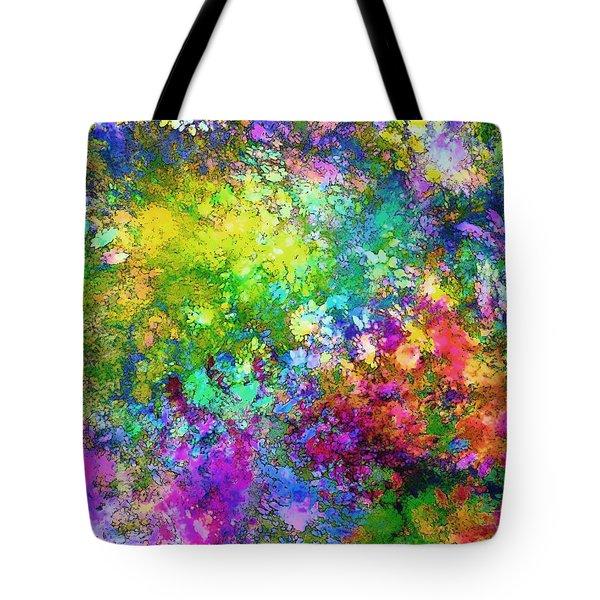 A Piece Of Summer Tote Bag by Klara Acel