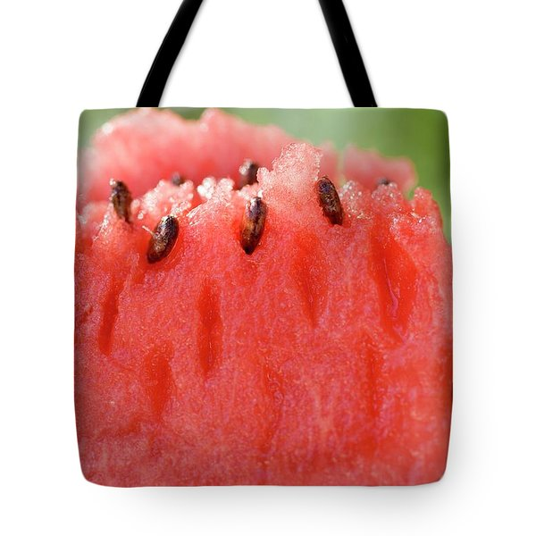 A Piece Of Watermelon Tote Bag