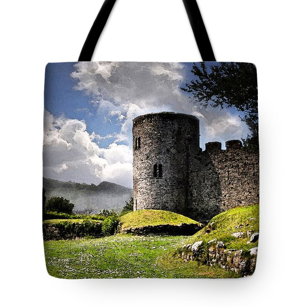 A Place For Kings Tote Bag