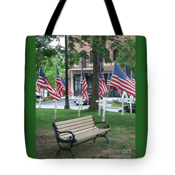 A Place For Refection Tote Bag