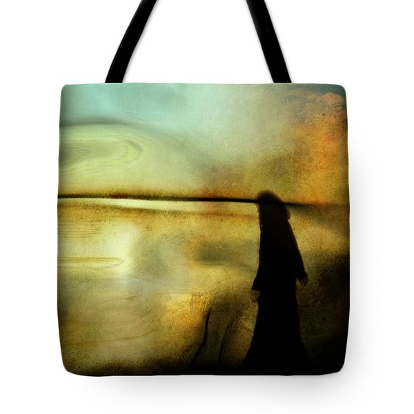 A Place For Thoughts Tote Bag by Gun Legler