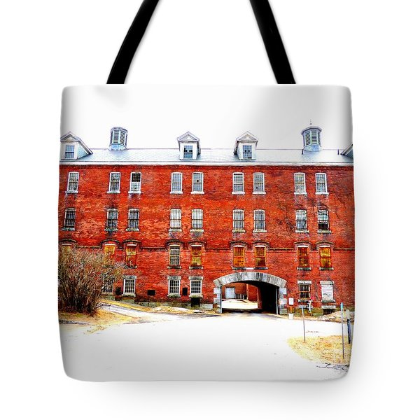 A Place Of Lost Dreams Tote Bag