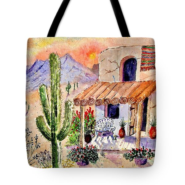 A Place Of My Own Tote Bag