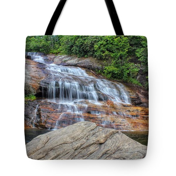 A Place To Cool Off Tote Bag