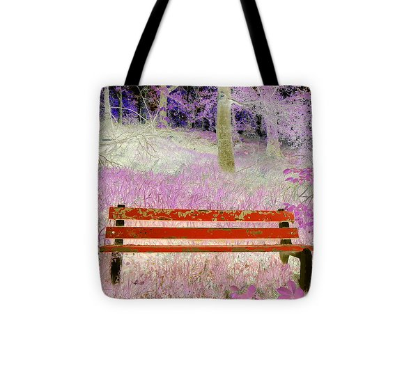 A Place To Rest Tote Bag by The Creative Minds Art and Photography