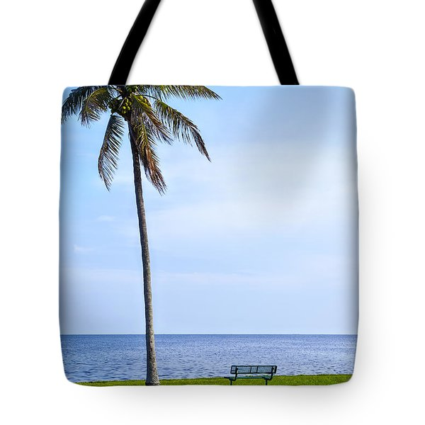 A Place To Think Tote Bag by Eyzen M Kim