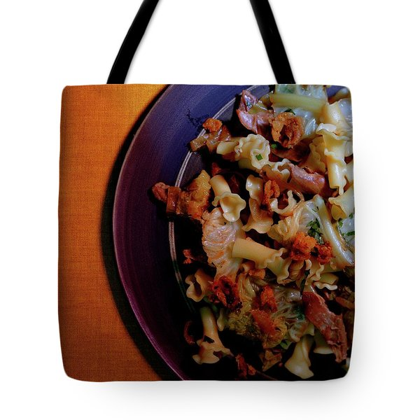 A Plate Of Pasta Tote Bag
