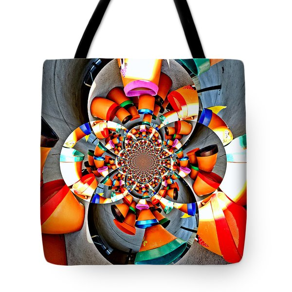A Play On Light Tote Bag