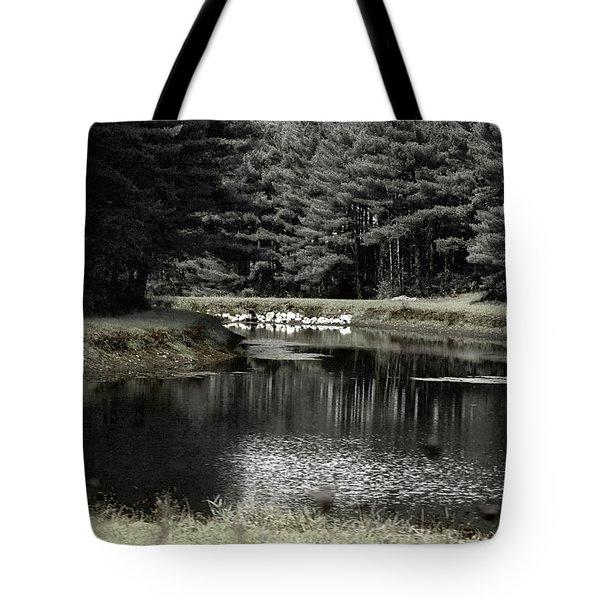 A Pond Tote Bag