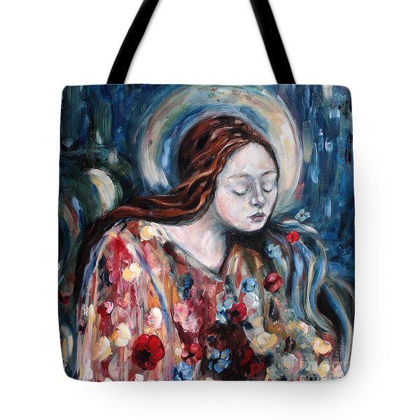 A Prayer For Us Tote Bag
