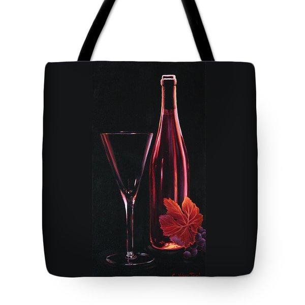 A Prelude To Romance Tote Bag