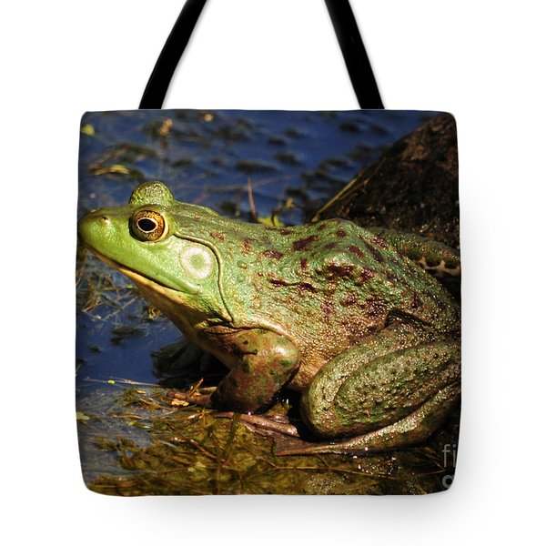 A Prince Of A Frog Tote Bag