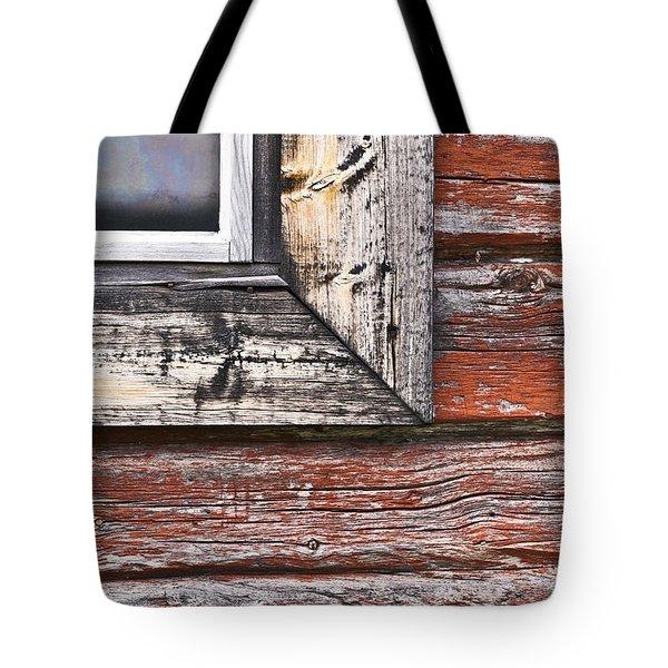A Quarter Window Tote Bag by Heiko Koehrer-Wagner