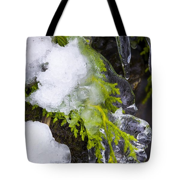 A Quick Freeze Tote Bag by Joe Doherty