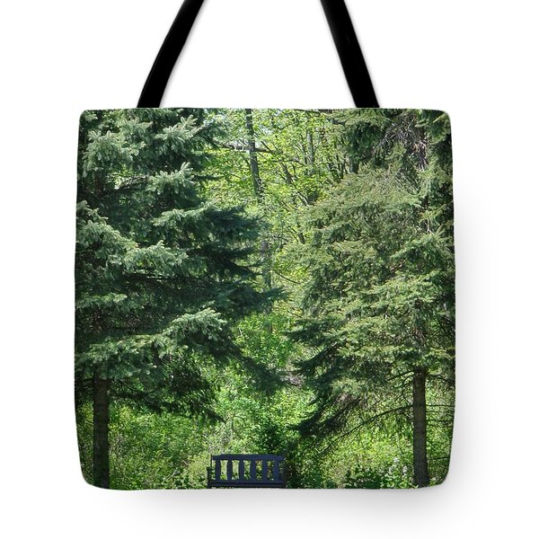 A Quiet Moment Tote Bag
