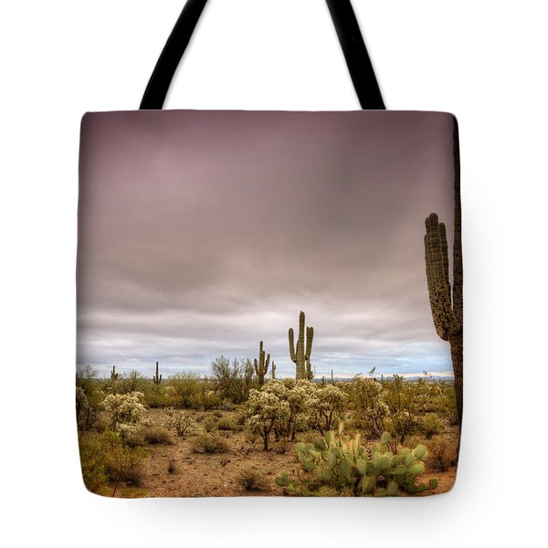 A Rainy Morning  Tote Bag by Saija  Lehtonen