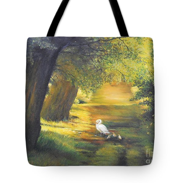 A Ray Of Sunshine  Tote Bag