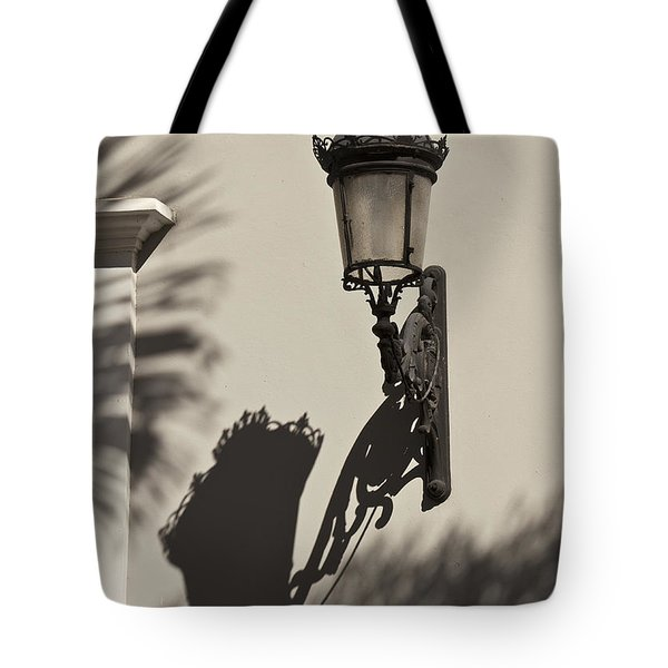 A Reflection On Illumination Tote Bag