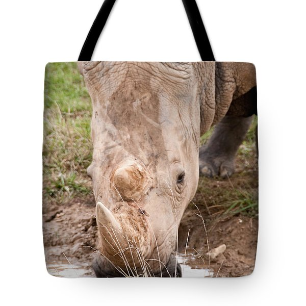 A Refreshing Drink Tote Bag