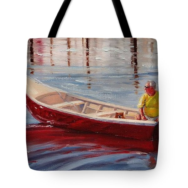 A Ride For Keno Tote Bag