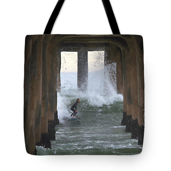 A Rite Of Passage Tote Bag