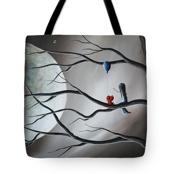 A Road To Healing Starts With Memories By Shawna Erback Tote Bag by Shawna Erback