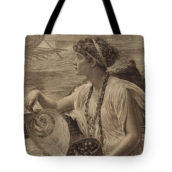 A Roman Boat Race Tote Bag